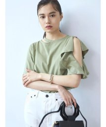 EMODA/サイドラッフルTシャツ/502994139
