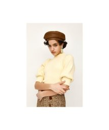 SLY/COTTON PUFF SLEEVE トップス/502994221