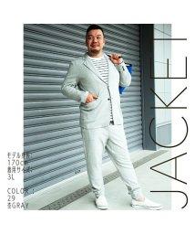 HANGAA/ジャケット メンズ 大きいサイズ 長袖 テーラード /502376673