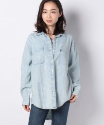 LEVI'S LADY/THE UTILITY SHIRT W/ EMB DAYDREAMIN'/502913485