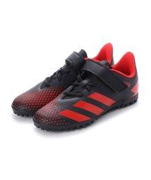 adidas/アディダス adidas ジュニア サッカー トレーニングシューズ プレデター20.4TFJベルクロ EF1970/502944431