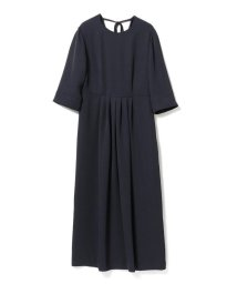 Demi-Luxe BEAMS/Demi-Luxe BEAMS / バッククロス ワンピ―ス/502949192