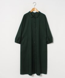 Leilian PLUS HOUSE/【プラス企画】シャツワンピ-ス/502949992