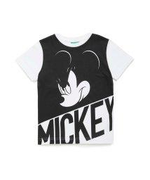 BENETTON (UNITED COLORS OF BENETTON BOYS)/【Disneyコラボ】ミッキーマウスTシャツ・カットソー/502974085