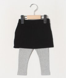 petit main/ハートポケットレギ付きスカート/502975876