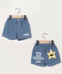 X-girl Stages/キラッキーポケットショートパンツ/502975883