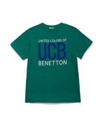 BENETTON (UNITED COLORS OF BENETTON BOYS)/ベーシックロゴプリントTシャツ・カットソー/502976542