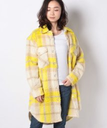 LEVI'S LADY/LMC SHERPA WESTERN LMC SUNRISE PLAID POP/502976966