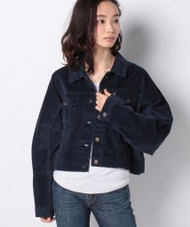 LEVI'S LADY/FUTURE VINTAGE TRUCKER NAVY BLAZER PLUS/502976978