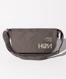 HeM/【HeM】 ロゴ ショルダー 帆布/502977119