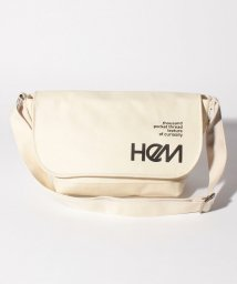 HeM/【HeM】 ロゴ ショルダー 帆布/502977120