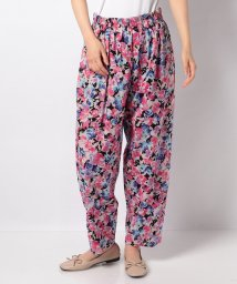 MARcourt/【mizuiro ind】flower print tuck easy PT/502984672