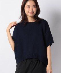 MARcourt/【mizuiro ind】lily yarn half slv knit P/O/502984674