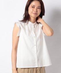 MARcourt/【mizuiro ind】pleats slv shirt/502984675