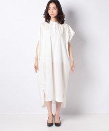 MARcourt/【mizuiro ind】pleats slv wide shirt OP/502984685