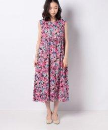 MARcourt/【mizuiro ind】flower print N/S OP/502984688