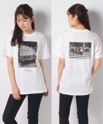 MELROSE Claire/【ゴドリス】フォトTシャツ/502984707