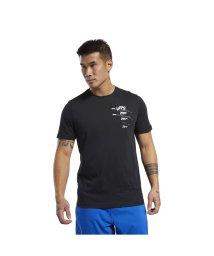 Reebok/リーボック/メンズ/TS コットン グラフィック Tシャツ/502998215