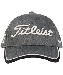 Titleist/タイトリスト/メンズ/ツアーキャップ CTR GY/502998243