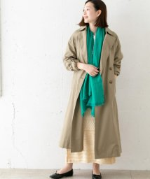 URBAN RESEARCH ROSSO/THROW LINEN OX STOLE/502998462