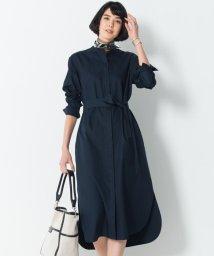 NIJYUSANKU(LARGE SIZE)/【中村アンさん着用】Canclini シャツワンピース(番号F47)/502998619