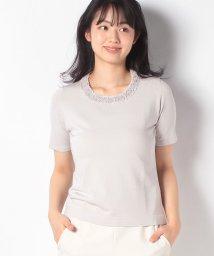 MADAM JOCONDE/【アンサンブル対応】ARINA シフォンモチーフプルオーバー/501987628