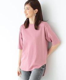 Demi-Luxe BEAMS/Demi-Luxe BEAMS / スムース ハーフスリーブTシャツ/502423250