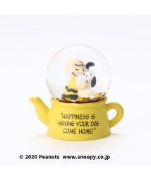 Afternoon Tea LIVING/PEANUTS/ミニスノードーム型マグネット/502957796