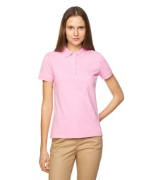 BENETTON (women)/ロゴ刺繍ポロシャツ/502974158