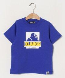 XLARGE KIDS/OGゴリラロゴプリントTシャツ/502978713