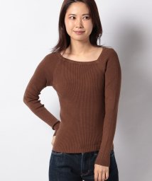 FEMIND TOKYO/スクエアリブKNIT TOPS/502979873