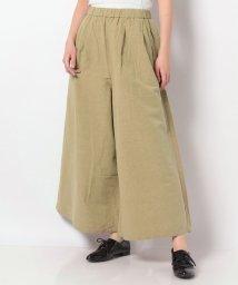 MARcourt/【mizuiro ind】cotton linen slub wide easy PT/502984691