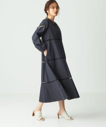 EMMEL REFINES/ne quittez pas(ヌキテパ) POPLIN LACE OP/502984906