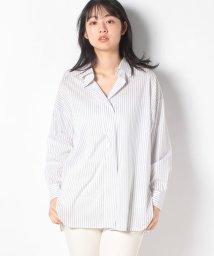 MADAM JOCONDE/【洗える】チュニックシャツ/502986488