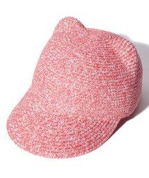 BENETTON (UNITED COLORS OF BENETTON GIRLS)/耳付きペーパーハット・帽子/502987537