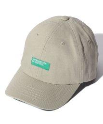 BENETTON (UNITED COLORS OF BENETTON GIRLS)/ベネトンボックスロゴキャップ・帽子/502987538