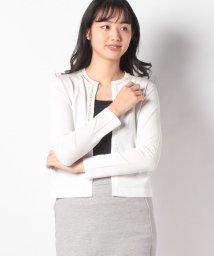JOCONDE ROYAL/ビーズ刺繍ニットカーディガン/502988258