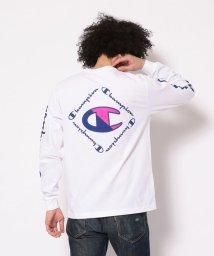 BEAVER/Champion/チャンピオン L/S T-SHIRT ロングスリーブTシャツ 長袖Tシャツ/502998631