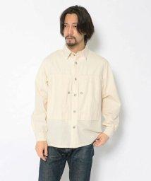 BEAVER/KATO'/カトー ビッグポケットシャツ/502998638