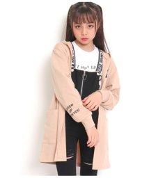 ANAP GiRL/フーディーカーディガン×Tシャツセット/502998683