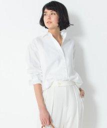 NIJYUSANKU/【洗える】Cancliniチュニック シャツ/502998722