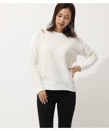 AZUL by moussy/SHOULDER SLIT TUNIC/502998815