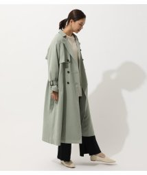 AZUL by moussy/ONE FLAP TRENCH COAT/502998817