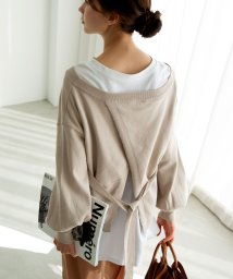 marjour/KNIT PULLOVER/502999390