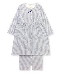 fran de lingerie/cotton-me 綿100%シリーズ マタニティーチュニック上下セット(無地・花柄・ストライプ)/502999397