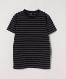 agnes b. HOMME/J008 TS ボーダーTシャツ/501894099