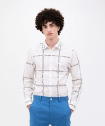 LOVELESS MENS/【予約販売】LOVELESSロゴ チェックシャツ/502885440