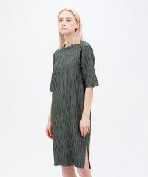 LOVELESS WOMEN/グロスプリーツ ドレス/502890553