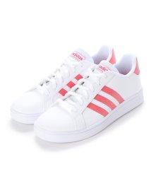 adidas/アディダス adidas adidas Grandcourt K EG5136 (WHITE)/502931958