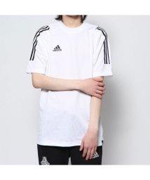 adidas/アディダス adidas メンズ サッカー/フットサル 半袖シャツ TANファンダメンタルJQDトレーニングジャージー FM0820/502942333